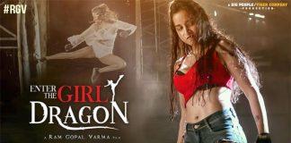 Ram gopal varma's 'Enter The Girl Dragon' teaser