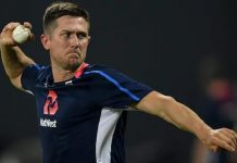 Ankle injury rules Denly out of New Zealand T20Is