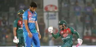 Bangladesh rise above the crisis to seal historic win