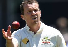 Siddle not throwing in the towel despite Test snub