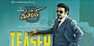 nandamuri Balakrishna plays a saviour in Ruler