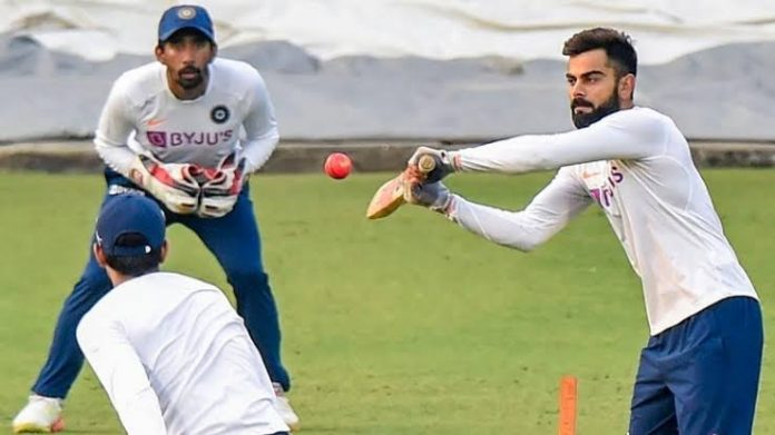 I felt it swings a lot more as compared to the red ball - Kohli on Pink Ball