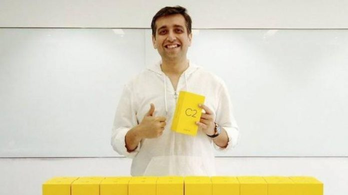 Realme to Launch Offline Centric Series in India Early Next Year: Madhav Sheth