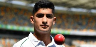 Naseem Shah in focus as Pakistan Take on Australia
