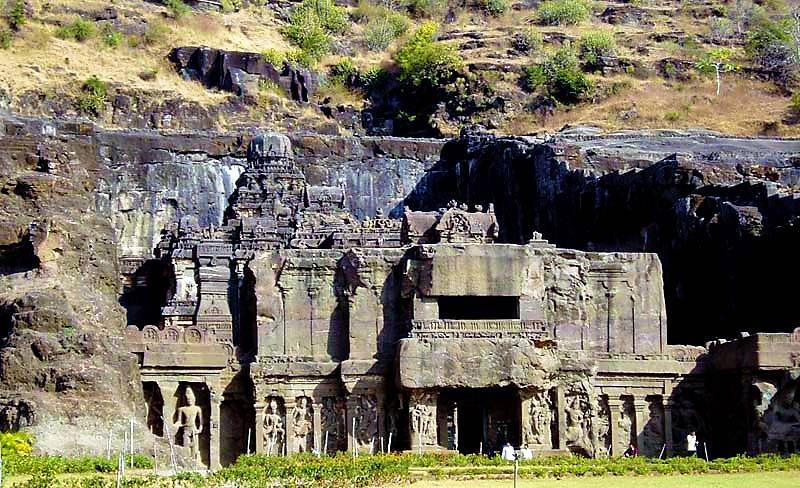 The secret of the Kailash Temple
