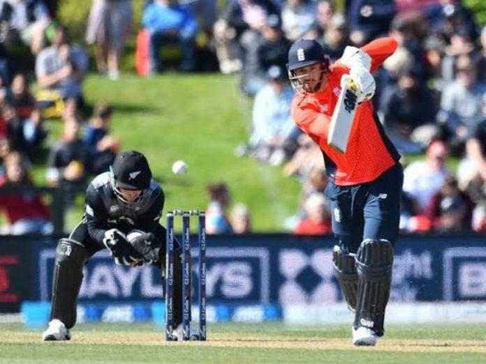 Pacers, Vince fetch series lead for England versus New Zealand