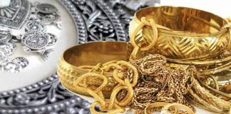 Gold, silver prices reduced in Hyderabad, other cities on December 12