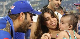 Rohit Sharma Sends Birthday Message For Daughter Samaira