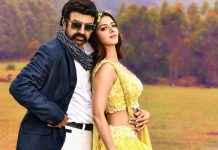 Ruler movie three days box office collection report