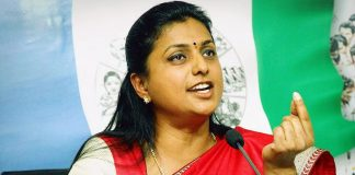 YSRCP MLA Roja finds fault on NHRC for it's quest on Hyderabad Encounter