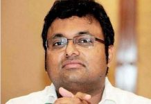"""""""Phew..."""", Says Karti Chidambaram After Supreme Court Grants His Father Bail"""