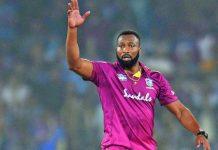 Kieron Pollard impresses as captain for West Indies