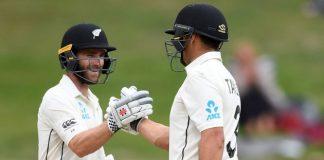 Williamson, Taylor deny England series draw