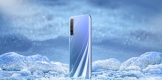 Realme X50 5G to come with Side Fingerprint Scanner,Two Day Battery Life
