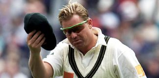 Warne's baggy green raises over AUD 1m for bushfire relief