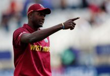 Holder rested from first two Ireland ODIs