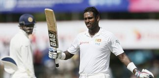 Zim Vs Sl: Mathews hundred gives SL the lead