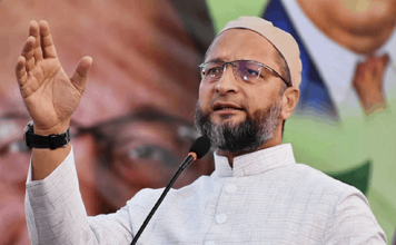 Owaisi shifts venue for Anti-CAA protest after denail permission at Charminar