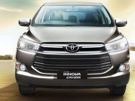Bookings Open For The BS6 Toyota Innova Crysta