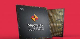 MediaTek Dimensity 800 Series 5G SoCs Announced for Mid-Rangers