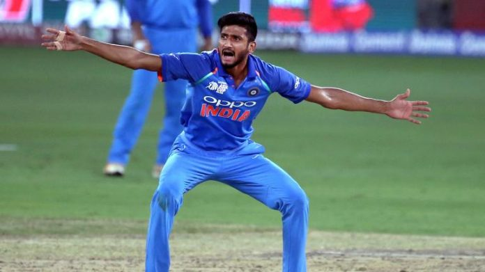 Khaleel Ahmed out of India A's NZ tour due to wrist injury