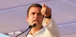 Rahul Gandhi To Address 'Yuva Aakrosh' Rally In Jaipur Today