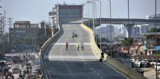 Hyderabad: Bio-diversity flyover revived with few safety rules