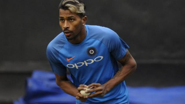 Hardik Pandya to included in the Squad For New Zealand Tour On Sunday