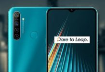 Realme 5i January OTA Update Brings December 2019 Security Patch