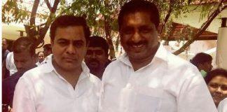 TRS declares Sunil Rao as Karimnagar Mayor candidate