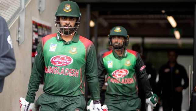 Tamim Iqbal, Rubel Hossain return for Pakistan T20Is