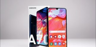 Samsung Galaxy A70 Starts Receiving Android 10-Based One UI 2.0 in Ukraine