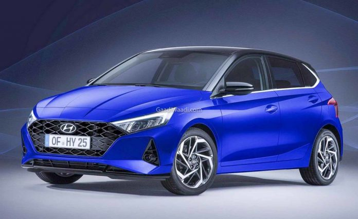 New-Gen Hyundai i20 Pictures Leaked Ahead Of Geneva Motor Show