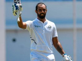 Vihari Hits Century But India Bundle Out For 263 Against New Zealand XI