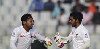 Ban Vs Zim: Mominul, Rahim continue to make Zimbabwe toil