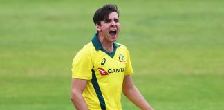 Jhye Richardson added to squad for South Africa ODIs