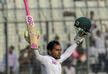 Zimbabwe reeling after Rahim's record-breaking double ton
