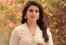Samantha Completes 10 years in the Entertainment Industry