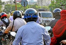 Helmet mandatory for pillion motorists in Hyderabad soon