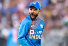 India penalized for slow-over rate in fourth T20I