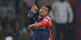 Lamichhane grinds miserable USA for joint lowest ODI total