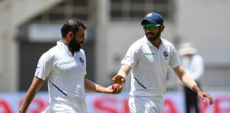 Shami, Bumrah Shine As India Take 1st Innings Lead vs New Zealand XI