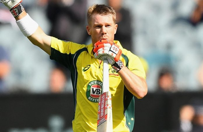 David Warner pulls out of T20 League 'The Hundred'