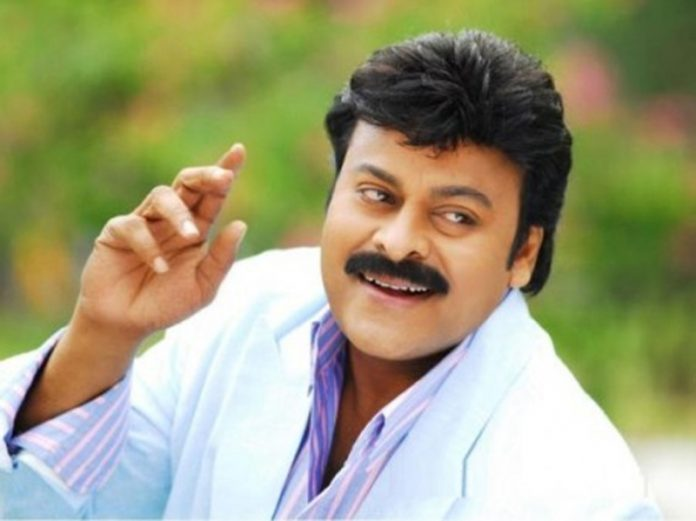 Megastar Chiranjeevi is debuting on social media tomorrow