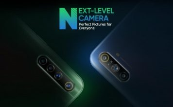 Realme Narzo 10 to pack With a 48-Megapixel Quad Rear Camera Setup