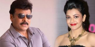 Kajal Aggarwal has confirmed as the leading role in Chiranjeevi's upcoming film