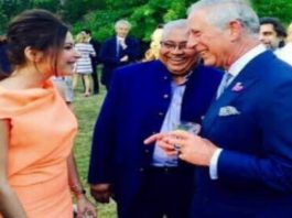 Kanika Kapoor and Prince Charles' party pictures go viral