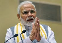 Modi requesting people to 'Social Distancing'