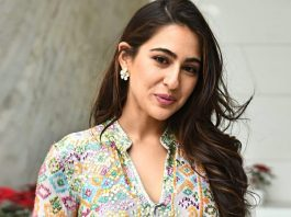 Sara Ali Khan has enchanted the hearts of the audience