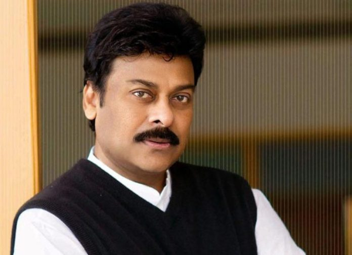 Chiranjeevi is writing his own Biography